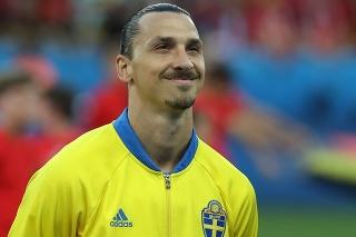 Zlatan sa vráti do reprezentácie Švédska. Zahrá si aj proti Slovensku?
