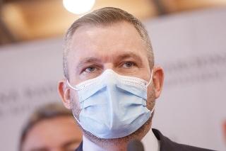Nezaradený poslanec Peter Pellegrini