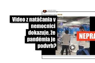 Video niekto zneužil.