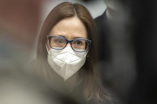 Riaditeľka Štátneho ústavu pre kontrolu liečiv (ŠÚKL) Zuzana Baťová