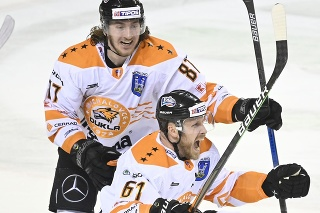 Michalovce vyhrali v Trenčíne a postúpili do semifinále play off.