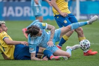 Slovan v šlágri remizoval v MOL Aréne s DAC 2:2.