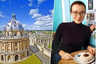 Paulína bude vďaka štedrej pomoci Slovákov študovať na prestížnej univerzite.