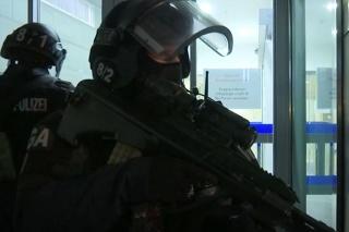Teroristický útok v centre Viedne