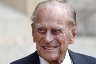 Britský princ Philip