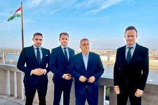 Budapešť: Matovič na rokovania namiesto našich diplomatov zobral vlastného poslanca Gyimesiho.