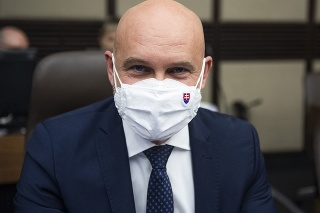 Minister školstva, vedy, výskumu a športu Branislav Gröhling (SaS)