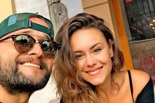 Herečka sa nedávno zasnúbila s partnerom Danielom.