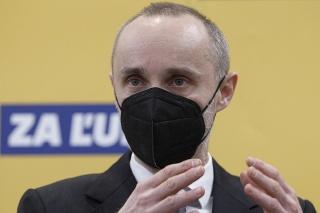 Poslanec Národnej rady (NR) SR Tomáš Valášek
