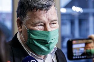Odborník a infektológ Vladimír Krčméry
