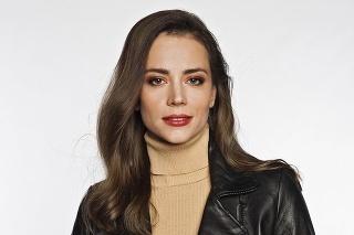 Marcinková patrí medzi najkrajšie herečky.