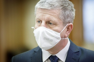 Minister zdravotníctva Vladimír Lengvarský (nominant OĽANO)