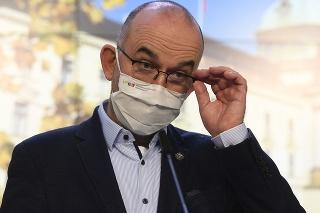 Český minister zdravotníctva Jan Blatný