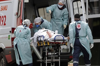 Brazília prežíva najväčší kolaps zdravotníckeho systému v histórii krajiny.