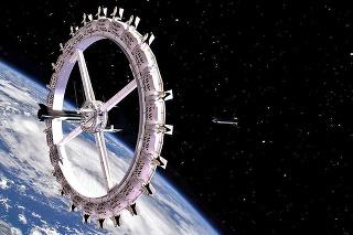 Hotel chcú postaviť na obežnej dráhe v rokoch 2026 - 2027.