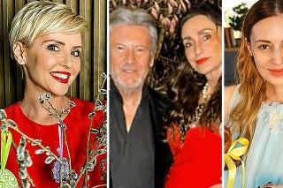 Slovenské celebrity strávili Veľkonočný pondelok vo svojich bublinách.