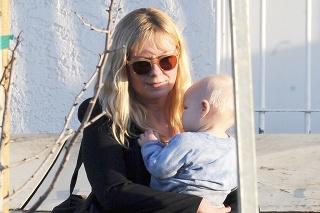 Známa herečka čaká už svoje druhé dieťatko.