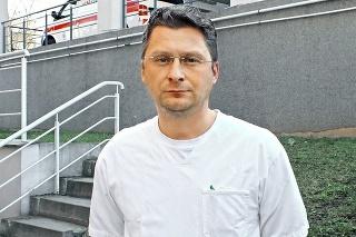 Lekár P. Visolajský hovorí o unikáte.