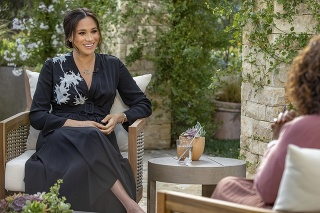 Meghan Markle v rozhovore s Oprah Winfrey povedala všetko.