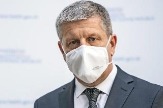 Nový minister zdravotníctva Vladimír Lengvarský chce potlačiť pandémiu.