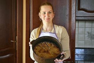 Erika (32)  zdelila recept po svojich predkoch.