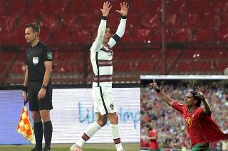 Meira skritizoval Ronaldove správanie.