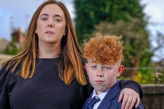 Keď sa Niall po lockdowne vrátil do školy, v škole mu oznámili nepríjemnú správu.