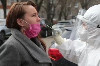 Testovanie antigénmi bude pokračovať aj ďalšie mesiace.