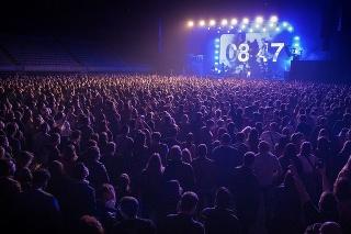 Všetci účastníci museli mať rúška a v deň koncertu absolvovať antigénový test.