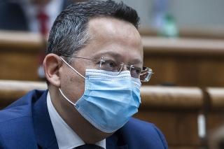 Poslanec Ladislav Kamenický (SMER-SD)