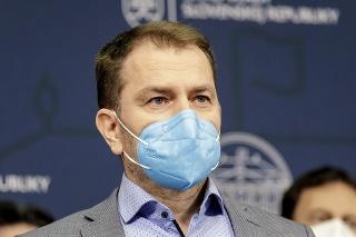 Igor Matovič je ochotný vzdať sa postu premiéra, má však podmienky.
