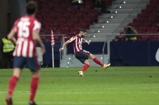 Atletico Madrid vypadlo v 3. kole Španielskeho pohára s treťoligistom. (ilustračná foto)