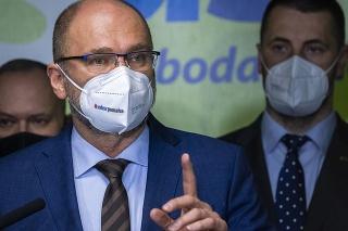 Minister hospodárstva Richard Sulík končí vo svojej funkcii.