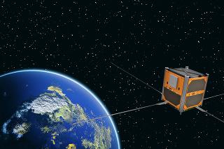 Satelit stál približne 100 000 eur.