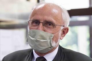 Minister pôdohospodárstva Ján Mičovský