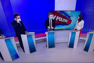 Relácia v politike na televízii TA3