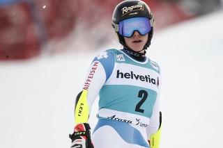 Lara Gutová-Behramiová nedokončila prvé kolo za zvláštnych okolností.