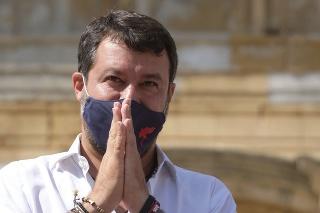 Bývalý pravicový minister vnútra Matteo Salvini