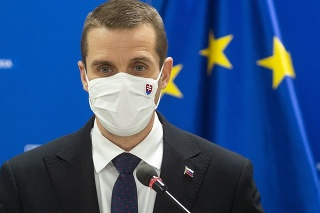 Štátny tajomník ministerstva zahraničných vecí a európskych záležitostí SR Martin Klus