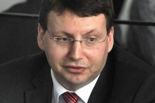 Predseda Svetového združenia Slovákov v zahraničí Vladimír Skalský na archívnej foto z roku 2011