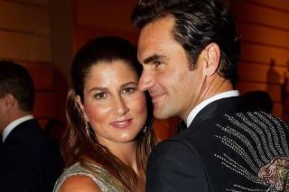 Roger a Mirka sú šťastnými manželmi už takmer dvanásť rokov.