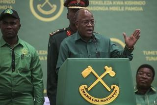 Vo veku 61 rokov zomrel tanzánijský prezident John Magufuli.