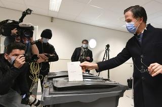 Holandský premiér Marka Rutte.