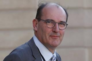 Nový francúzsky premiér Jean Castex.