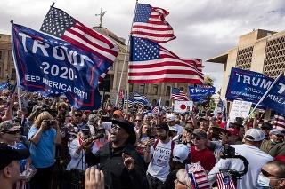 Sociálnymi sieťami sa šíril blud o amerických prezidentských voľbách.