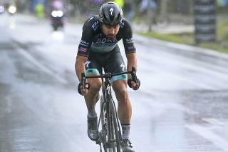 Slovenský cyklista Peter Sagan.