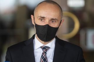 Predseda Výboru NR SR pre európske záležitosti Tomáš Valášek