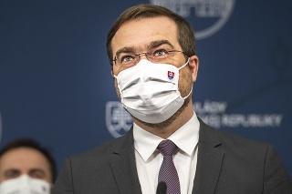 Odstupujúci minister zdravotníctva SR Marek Krajčí (OĽaNO)