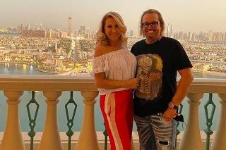 Geissennovci oslávili výročie v Dubaji.