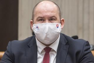 Poslanec parlamentu SR Peter Pčolinský (Sme Rodina)